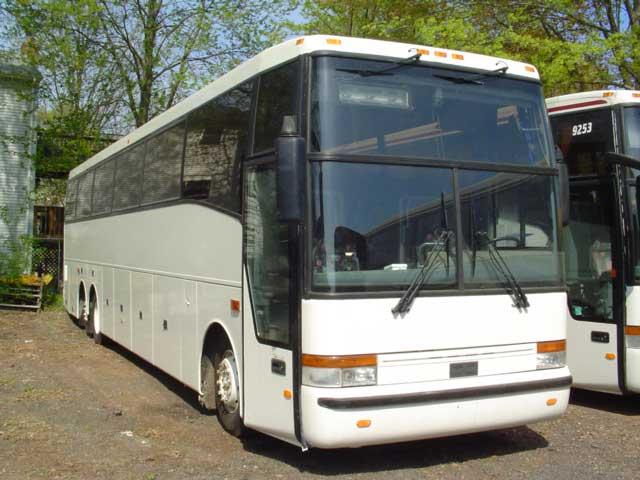 49 57 59 Passenger Motorcoach Bus Charter Bus Service